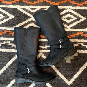 UGG Rosen Leather Boots